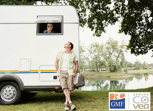 assurance GMFcamping car caravane